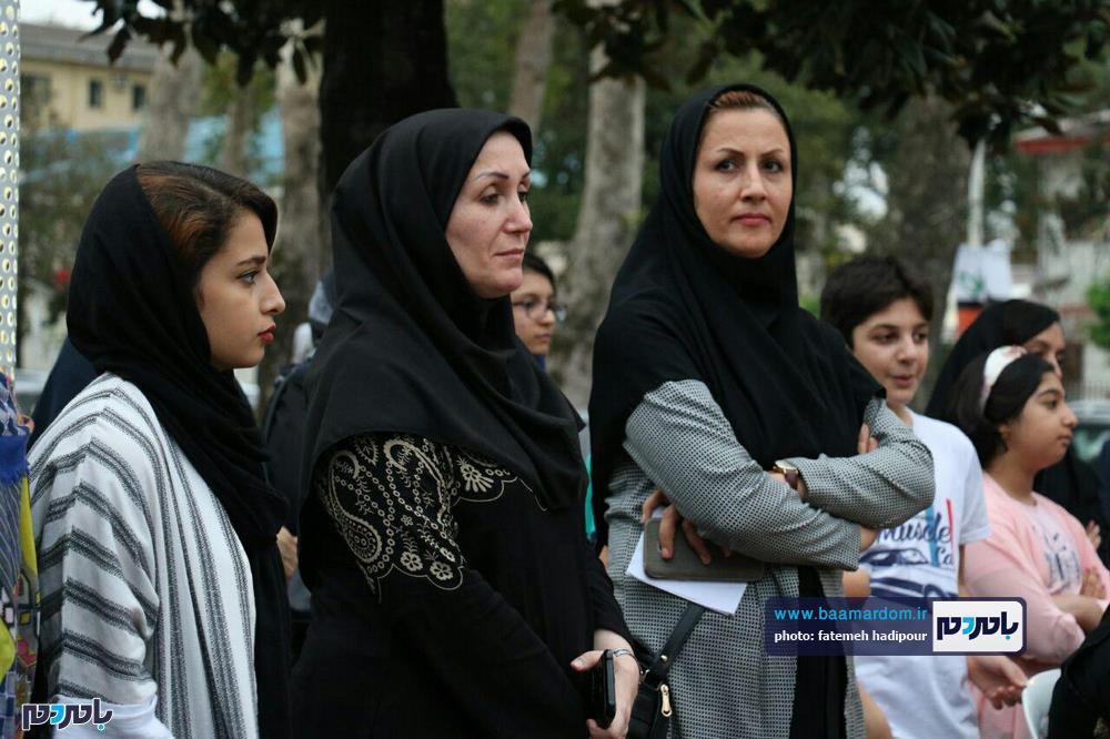گزارش تصویری روز آخر تئاتر شهروند لاهیجان 23 - گزارش تصویری آخرین روز از نهمین دوره جشنواره تئاتر خیابانی شهروند لاهیجان