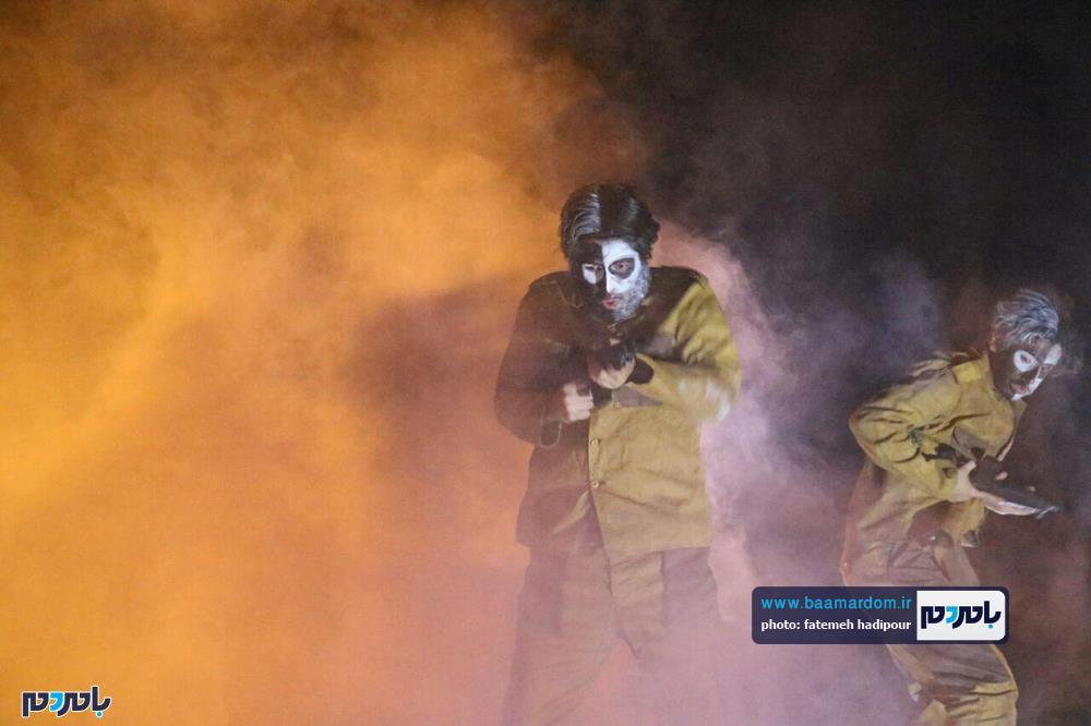 گزارش تصویری روز آخر تئاتر شهروند لاهیجان 25 - گزارش تصویری آخرین روز از نهمین دوره جشنواره تئاتر خیابانی شهروند لاهیجان