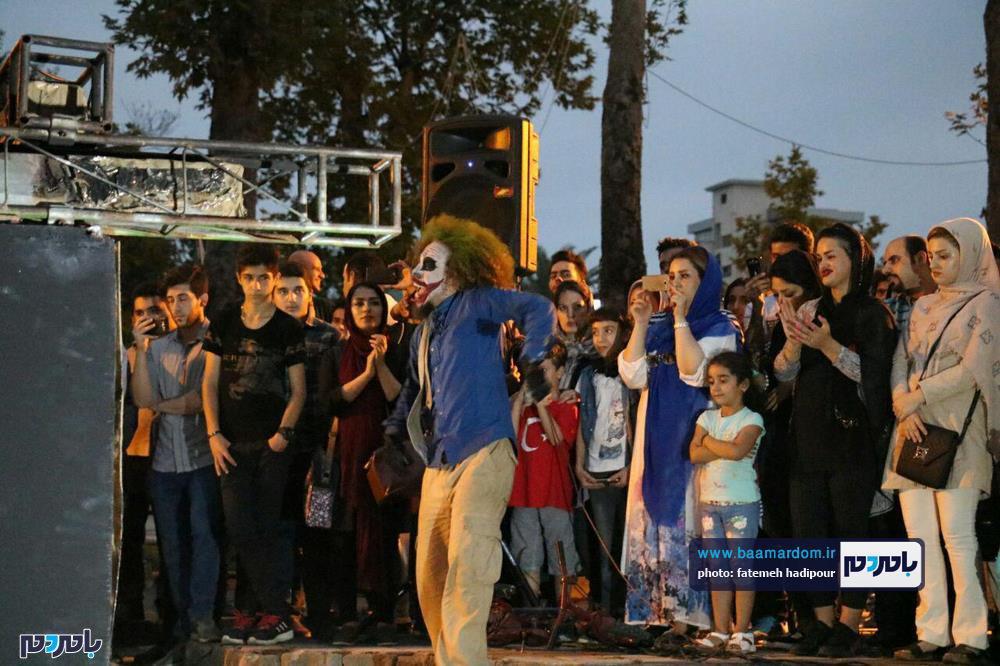 گزارش تصویری روز آخر تئاتر شهروند لاهیجان 29 - گزارش تصویری آخرین روز از نهمین دوره جشنواره تئاتر خیابانی شهروند لاهیجان