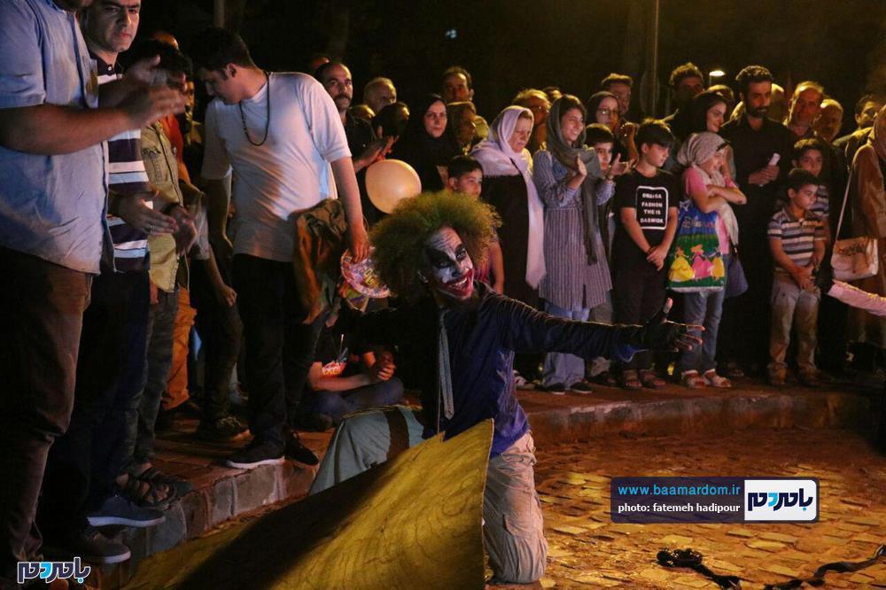 گزارش تصویری روز آخر تئاتر شهروند لاهیجان 30 - گزارش تصویری آخرین روز از نهمین دوره جشنواره تئاتر خیابانی شهروند لاهیجان