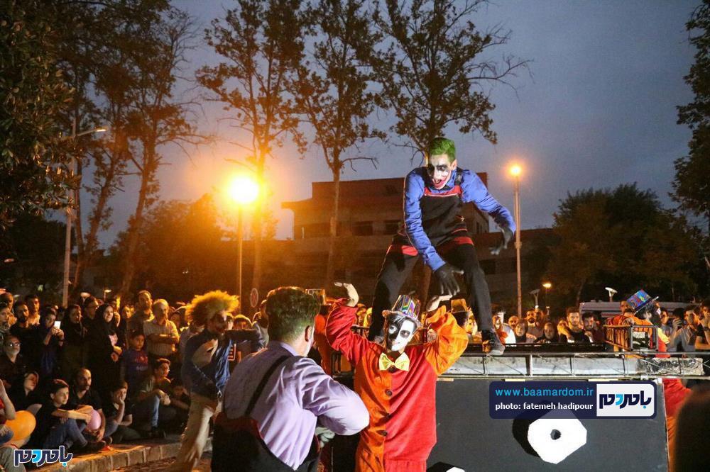 گزارش تصویری روز آخر تئاتر شهروند لاهیجان 31 - گزارش تصویری آخرین روز از نهمین دوره جشنواره تئاتر خیابانی شهروند لاهیجان