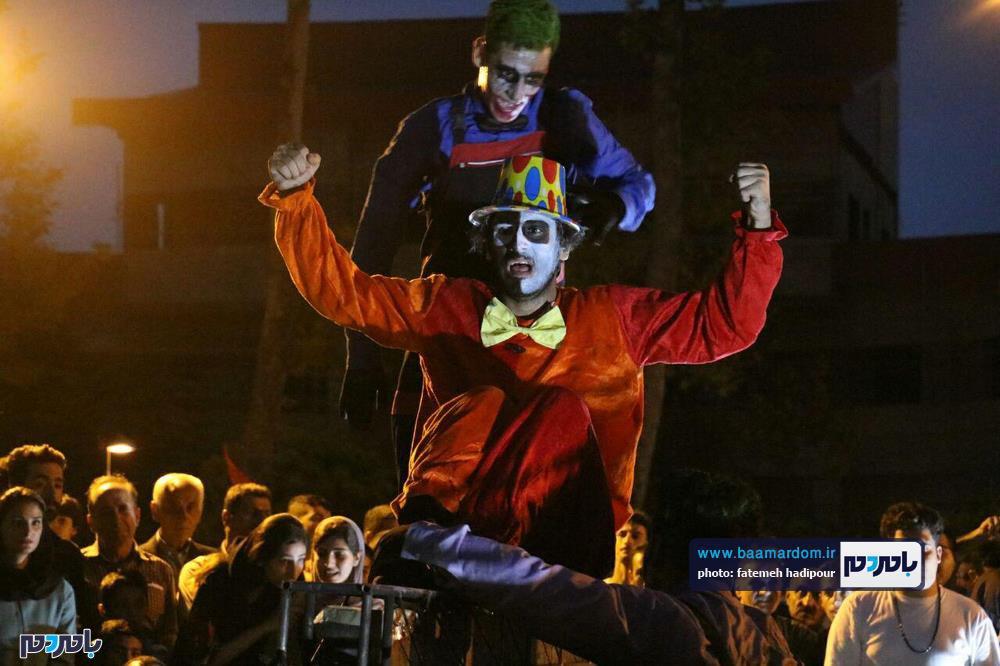 گزارش تصویری روز آخر تئاتر شهروند لاهیجان 32 - گزارش تصویری آخرین روز از نهمین دوره جشنواره تئاتر خیابانی شهروند لاهیجان