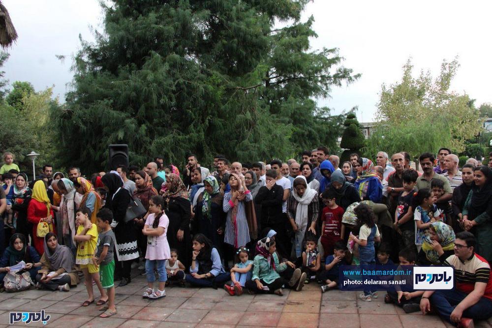 گزارش تصویری روز آخر تئاتر شهروند لاهیجان 36 - گزارش تصویری آخرین روز از نهمین دوره جشنواره تئاتر خیابانی شهروند لاهیجان