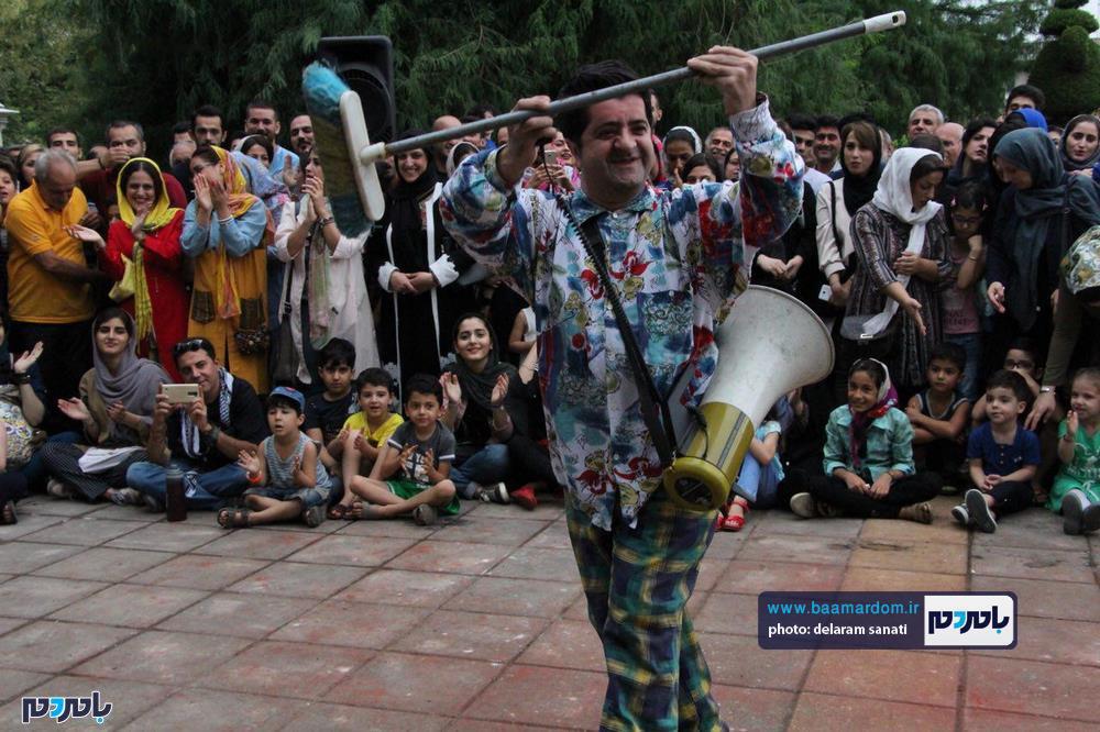 گزارش تصویری روز آخر تئاتر شهروند لاهیجان 38 - گزارش تصویری آخرین روز از نهمین دوره جشنواره تئاتر خیابانی شهروند لاهیجان