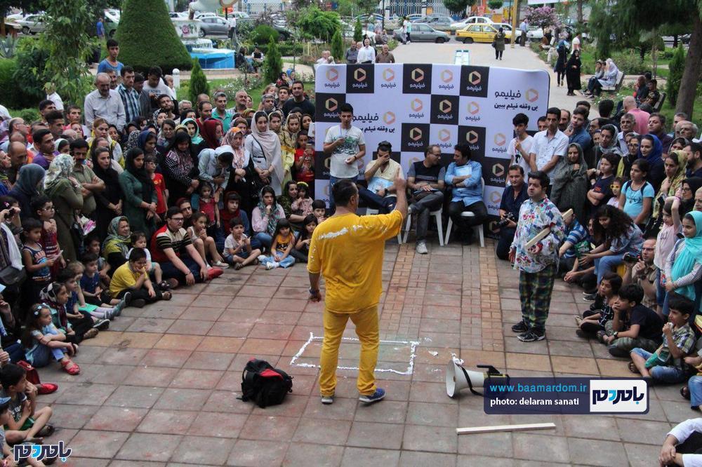 گزارش تصویری روز آخر تئاتر شهروند لاهیجان 5 - گزارش تصویری آخرین روز از نهمین دوره جشنواره تئاتر خیابانی شهروند لاهیجان