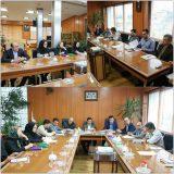 جلسه هماهنگی نهمین نشست شبکه ملی سازمانهای غیردولتی محیطزیست و منابع طبیعی کشور در رشت برگزار شد