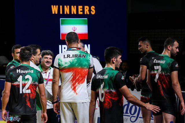 برد تاریخی کبدی ایران مقابل هند و صعود به فینال بازی های آسیایی