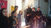 اجرای برنامههای مختلف فرهنگی و محیط زیستی در حاشیه مراسم چهل منبر لاهیجان