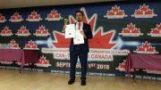 کسب مدال طلای رقابت بین المللی اختراعات و نوآوریهای تورنتو  توسط یک گیلانی