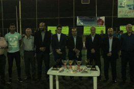 اولین دوره مسابقات فوتبال جوانان در لشت نشا برگزار شد + تصاویر