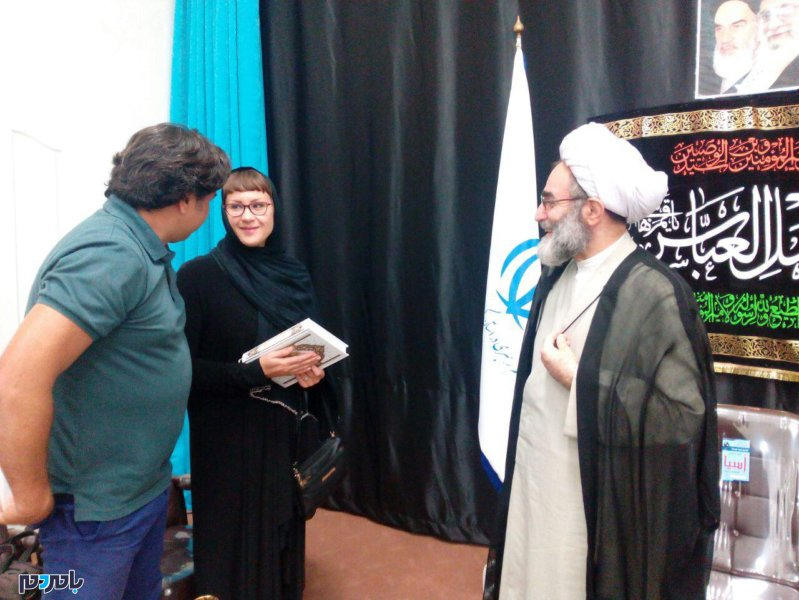 تشرف یک بانوی مسیحی به اسلام شیعی و ازدواج با یک جوان رشتی + تصاویر