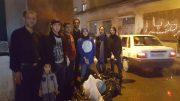 توزیع کیسه زباله و پاکسازی محلههای لاهیجان + تصاویر