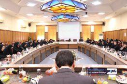 گزارش تصویری دومین نشست منطقهای بانوان عضو شورای اسلامی شهرها و روستاهای استان گیلان در رشت