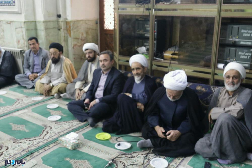 گرامیداشت شهدای حادثه تروریستی اهواز در لاهیجان 3 - مراسم گرامیداشت شهدای حادثه تروریستی اهواز در لاهیجان برگزار شد / گزارش تصویری
