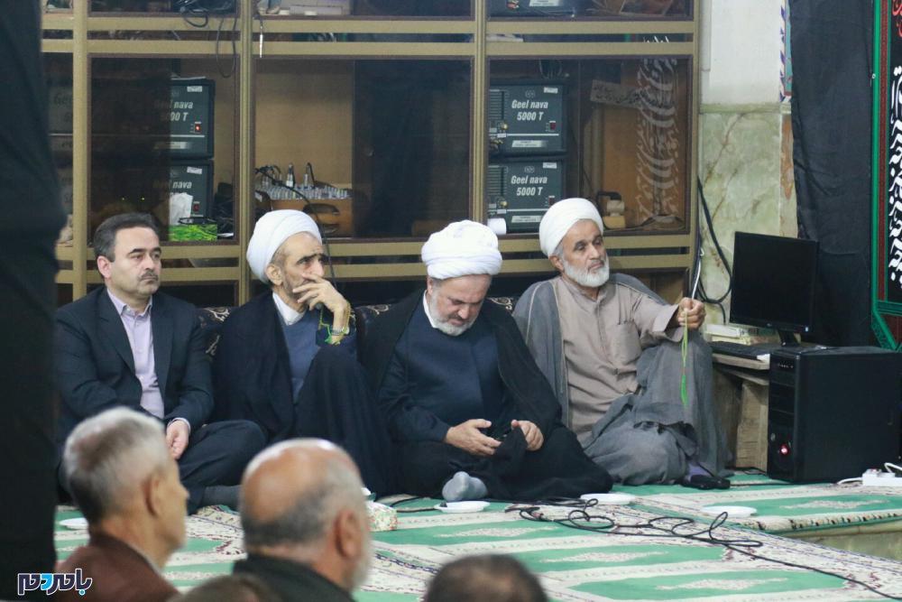 گرامیداشت شهدای حادثه تروریستی اهواز در لاهیجان 6 - مراسم گرامیداشت شهدای حادثه تروریستی اهواز در لاهیجان برگزار شد / گزارش تصویری