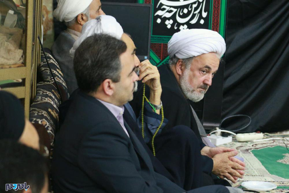 گرامیداشت شهدای حادثه تروریستی اهواز در لاهیجان 7 - مراسم گرامیداشت شهدای حادثه تروریستی اهواز در لاهیجان برگزار شد / گزارش تصویری