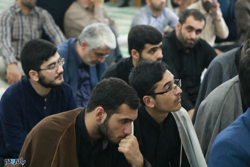 گرامیداشت شهدای حادثه تروریستی اهواز در لاهیجان 9 - مراسم گرامیداشت شهدای حادثه تروریستی اهواز در لاهیجان برگزار شد / گزارش تصویری