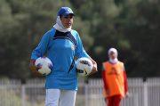 دختر بودیم اما میخواستیم فوتبال بازی کنیم/نقطه قوت تیم من انگیزه و غیرت است