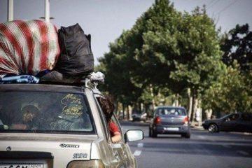 آمار نهائی مسافران ورودی و اقامت کننده استان گیلان در ایام نوروز/ ورود بیش از ۶ میلیون مسافر و یک و نیم میلیون خودرو