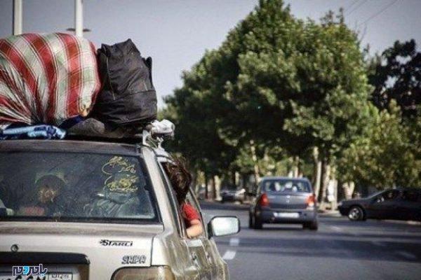 مهاجرت 600x400 - آمار نهائی مسافران ورودی و اقامت کننده استان گیلان در ایام نوروز/ ورود بیش از ۶ میلیون مسافر و یک و نیم میلیون خودرو