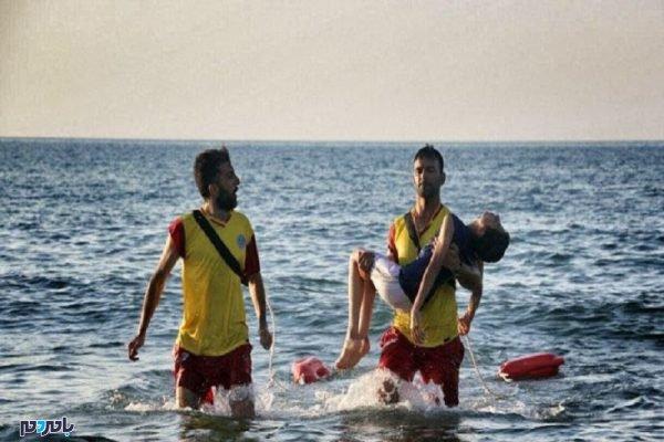 غرق شدن دریا 600x400 - کسی در طرح های ساحلی گیلان غرق نشده است