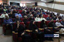 برگزاری نخستین سوگواره شعر عاشورایی به همراه تجلیل از پیر غلامان حسینی در لاهیجان / گزارش تصویری