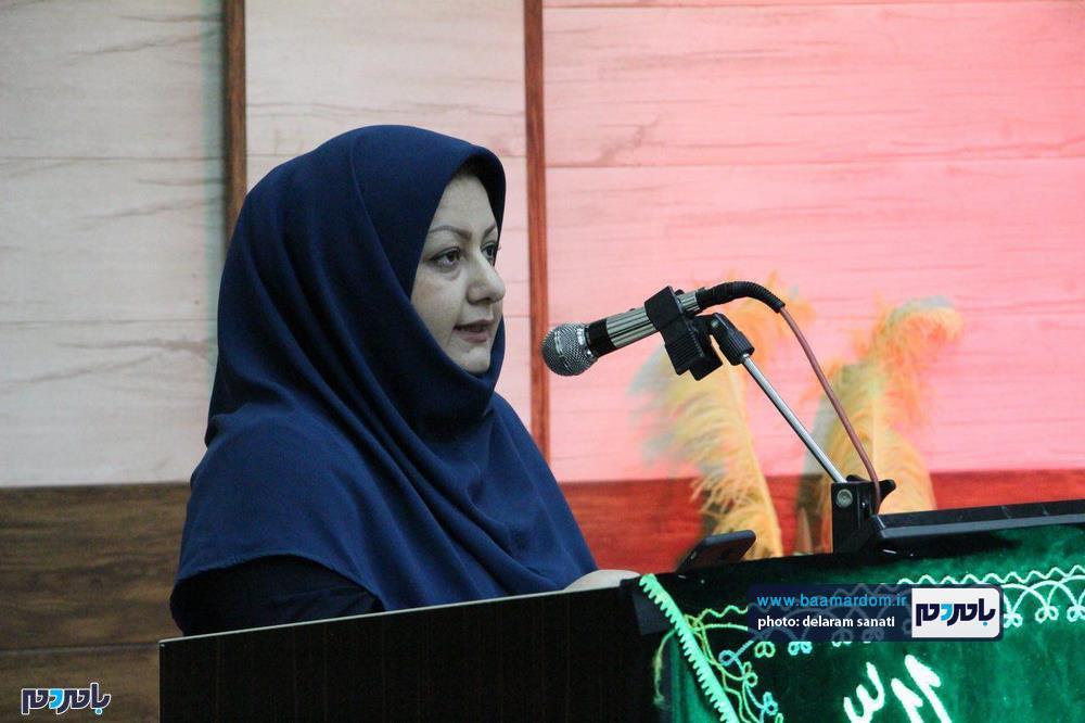 سوگواره شعر عاشورایی در لاهیجان 30 - برگزاری نخستین سوگواره شعر عاشورایی به همراه تجلیل از پیر غلامان حسینی در لاهیجان / گزارش تصویری