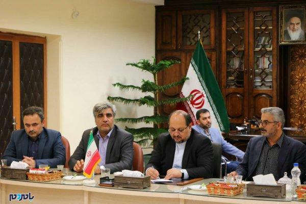 وزیر صمت در لاهیجان 1 600x400 - 80 میلیون دلار صادرات از لاهیجان به بیش از 20 کشور جهان / افزایش میانگین اقامت گردشگران در لاهیجان به یک و نیم روز