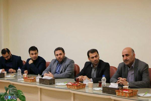 وزیر صمت در لاهیجان 4 600x400 - 80 میلیون دلار صادرات از لاهیجان به بیش از 20 کشور جهان / افزایش میانگین اقامت گردشگران در لاهیجان به یک و نیم روز