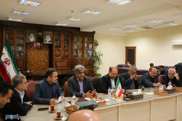 وزیر صمت در لاهیجان 5 600x400 - 80 میلیون دلار صادرات از لاهیجان به بیش از 20 کشور جهان / افزایش میانگین اقامت گردشگران در لاهیجان به یک و نیم روز