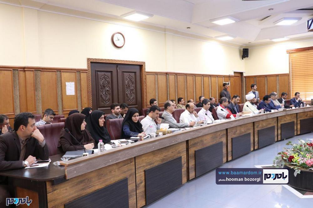 برنامهریزی شهرستان رشت 10 - گزارش تصویری جلسه کمیته برنامه ریزی شهرستان رشت