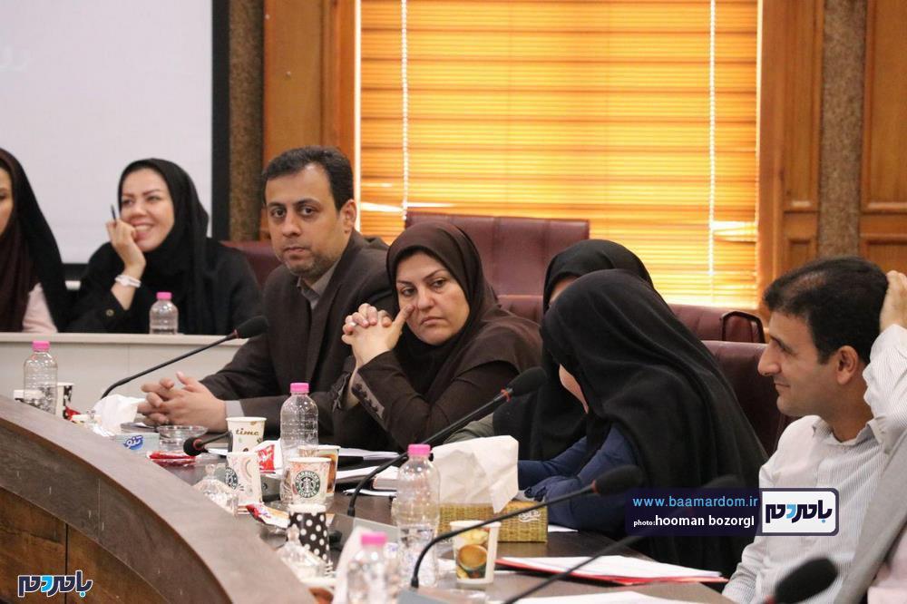 برنامهریزی شهرستان رشت 2 - گزارش تصویری جلسه کمیته برنامه ریزی شهرستان رشت