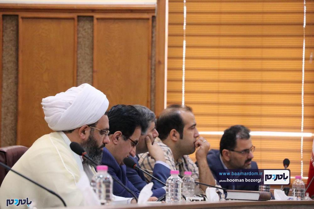 برنامهریزی شهرستان رشت 7 - گزارش تصویری جلسه کمیته برنامه ریزی شهرستان رشت