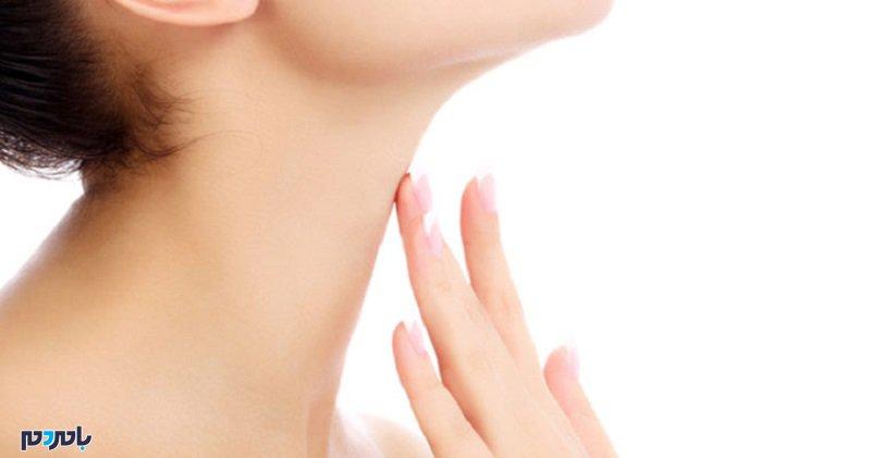 چگونه پوست گردن را ۱۰ سال جوان تر کنیم؟