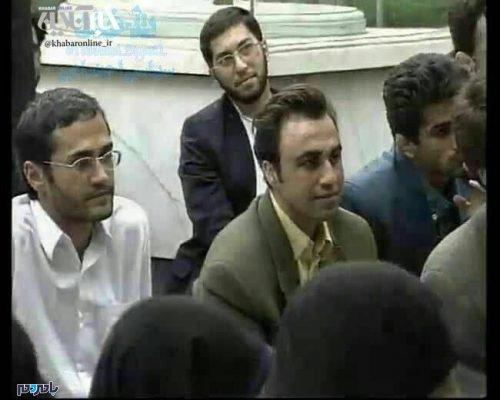 26323 500x400 - عکس زیرخاکی از رضاعطاران و رامبد جوان در دیدار با رهبر انقلاب