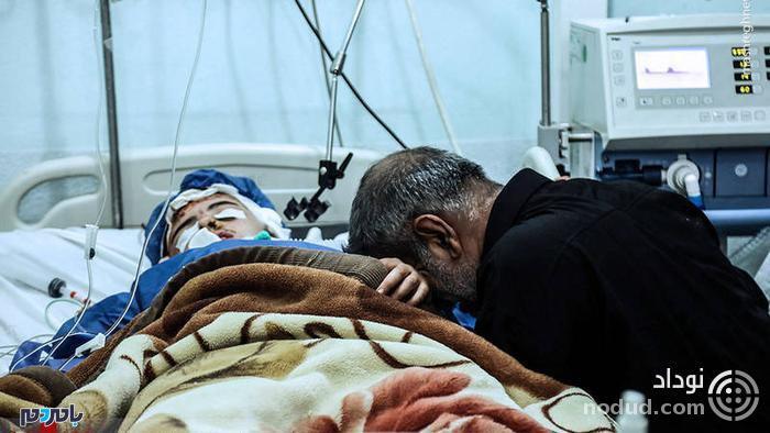 سارا سلطانی دختر ۱۸ ساله خوزستانی ۲ نفر را زنده کرد + تصاویر