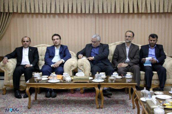 IMG 0440 747x498 600x400 - توسعه روابط بندری گامی مؤثر در گسترش مبادلات تجاری ایران و آذربایجان