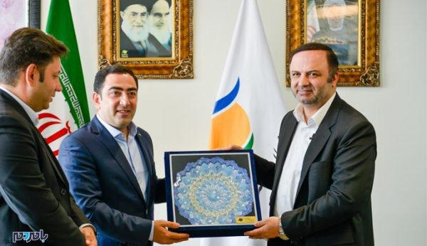 Raisbandarbako 600x346 - توسعه همکاری های مشترک گردشگری دریایی، بندری و حمل و نقل ترکیبی منطقه آزاد انزلی با جمهوری آذربایجان