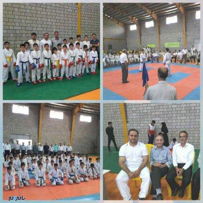 photo ۲۰۱۸ ۰۸ ۳۱ ۲۰ ۴۸ ۴۹ 400x400 - برگزاری مسابقه کاراته بسیج شرق گیلان به میزبانی لاهیجان