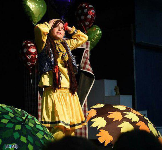 «لباس های رنگارنگ» از لاهیجان در بیست و پنجمین جشنواره بین المللی تئاتر کودک و نوجوان همدان