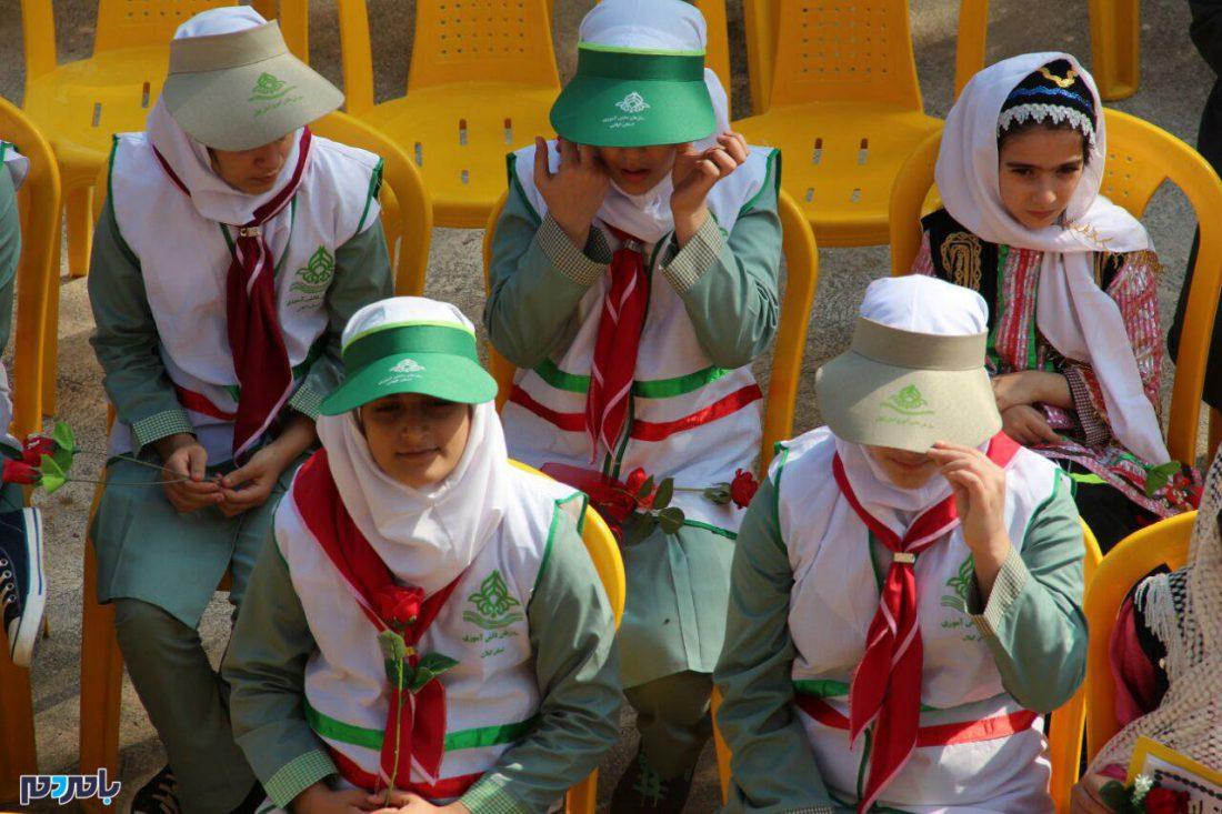 افتتاحیه مدرسه دکتر پورخصالیان در لاهیجان 11 - گزارش تصویری آیین افتتاحیه مدرسه دکتر پورخصالیان در لاهیجان