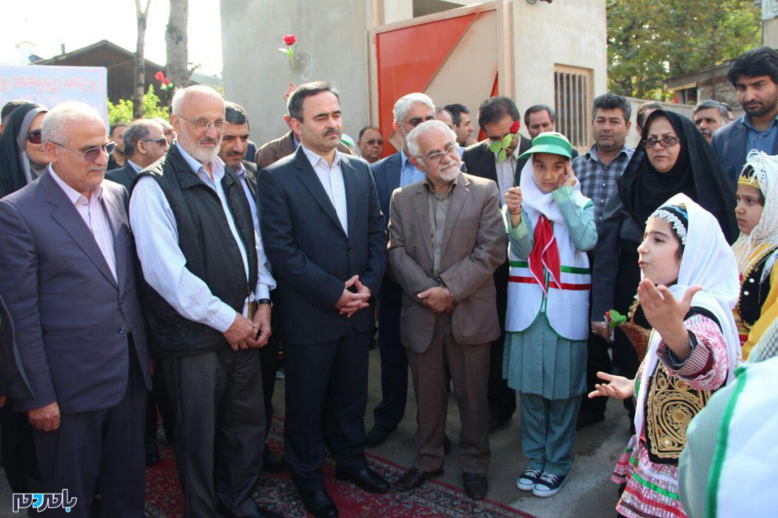 افتتاحیه مدرسه دکتر پورخصالیان در لاهیجان 13 - گزارش تصویری آیین افتتاحیه مدرسه دکتر پورخصالیان در لاهیجان