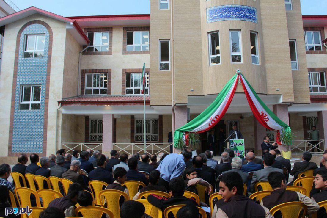 افتتاحیه مدرسه دکتر پورخصالیان در لاهیجان 16 - گزارش تصویری آیین افتتاحیه مدرسه دکتر پورخصالیان در لاهیجان