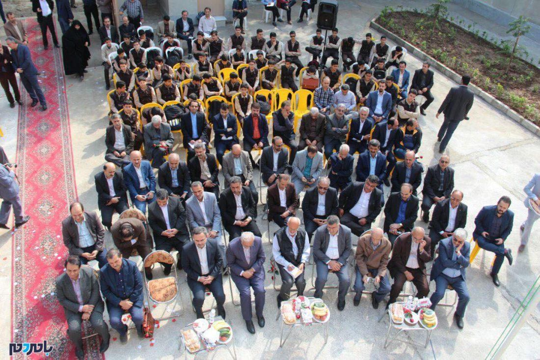 افتتاحیه مدرسه دکتر پورخصالیان در لاهیجان 17 - گزارش تصویری آیین افتتاحیه مدرسه دکتر پورخصالیان در لاهیجان