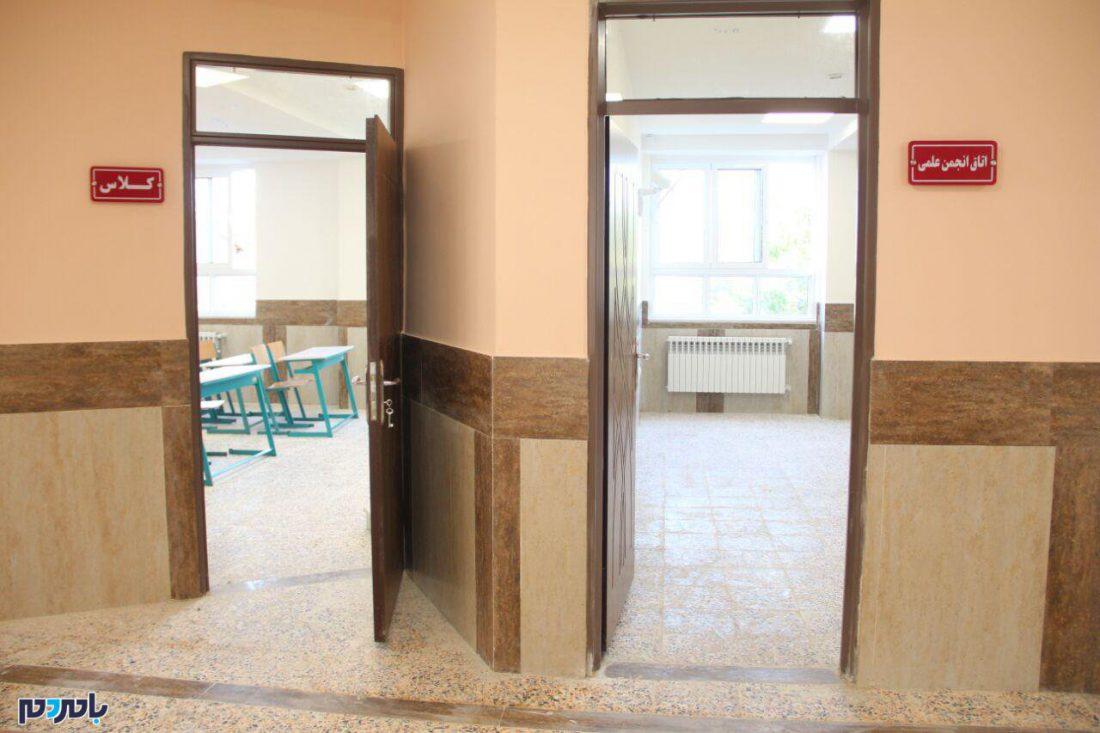 افتتاحیه مدرسه دکتر پورخصالیان در لاهیجان 18 - گزارش تصویری آیین افتتاحیه مدرسه دکتر پورخصالیان در لاهیجان