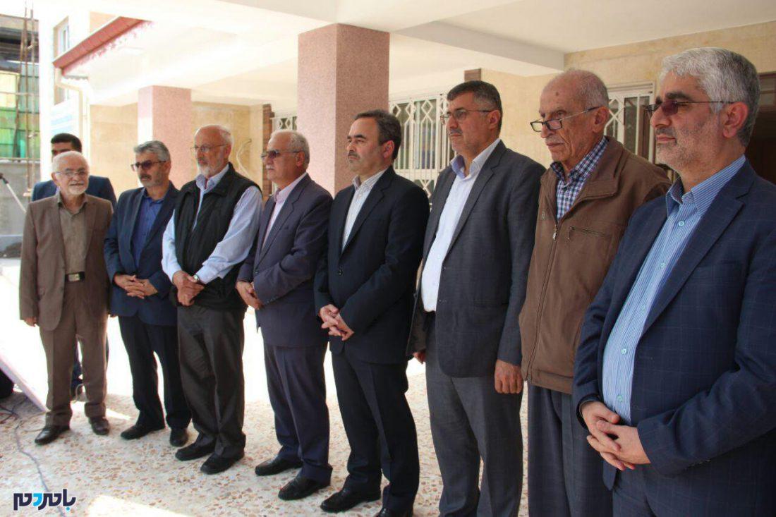 افتتاحیه مدرسه دکتر پورخصالیان در لاهیجان 3 - گزارش تصویری آیین افتتاحیه مدرسه دکتر پورخصالیان در لاهیجان
