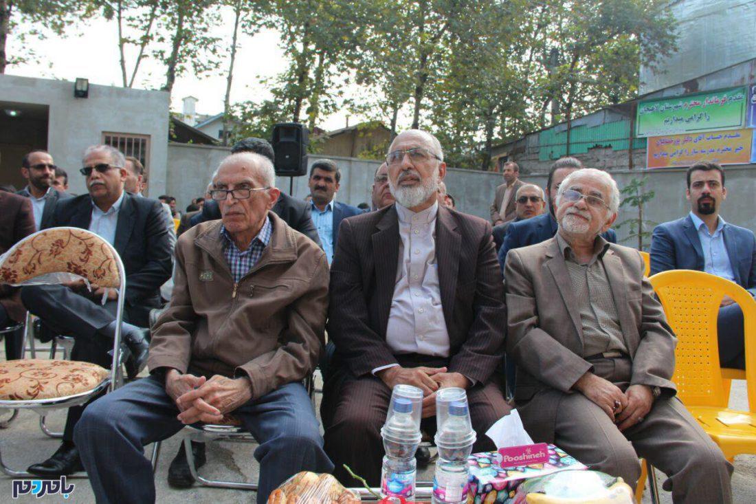 افتتاحیه مدرسه دکتر پورخصالیان در لاهیجان 7 - گزارش تصویری آیین افتتاحیه مدرسه دکتر پورخصالیان در لاهیجان