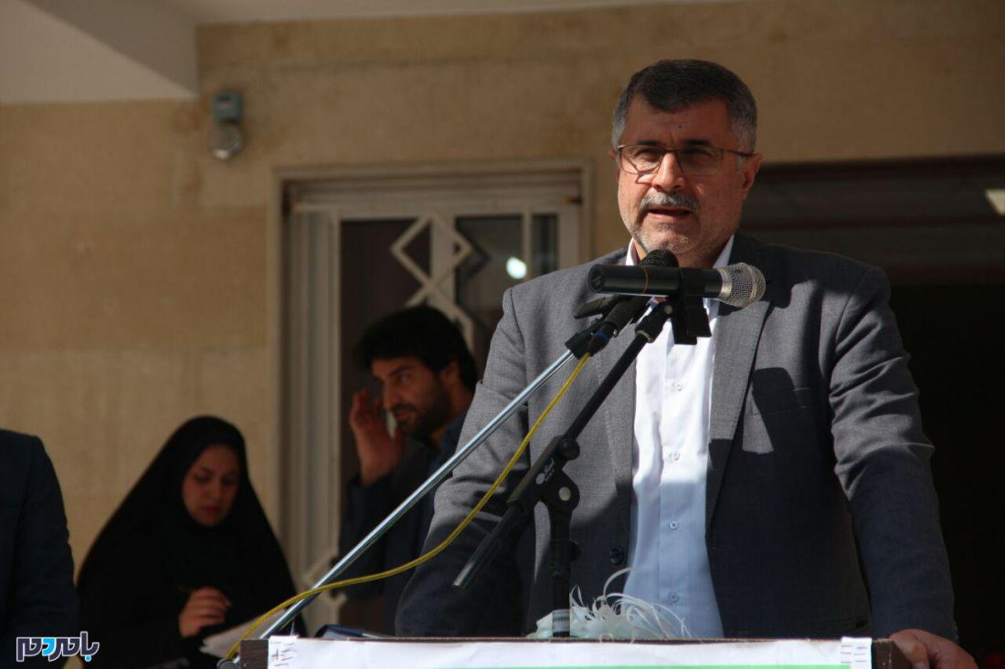 افتتاحیه مدرسه دکتر پورخصالیان در لاهیجان 9 - گزارش تصویری آیین افتتاحیه مدرسه دکتر پورخصالیان در لاهیجان