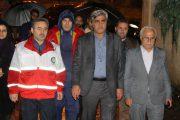 استاندار گیلان از عملیات ستاد بحران شهری لاهیجان بازدید کرد + تصاویر