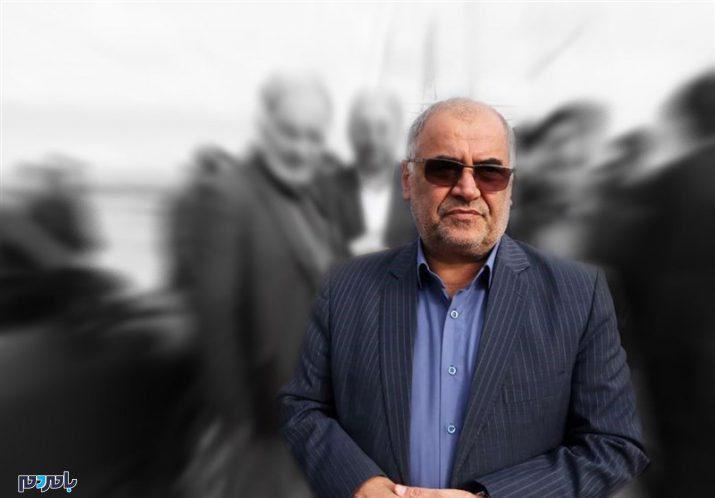 حکم محکومیت استاندار زنجان تایید شد